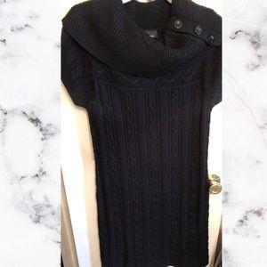 🎉{Host Pick} 🎉AB Studio Black Sweater Dress 👗